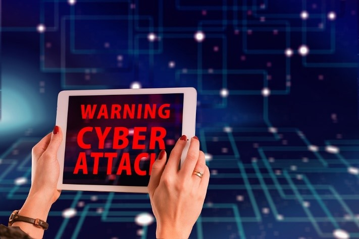 Warning Cyber Attack